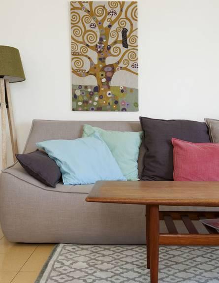 חפצים - עיצוב הבית תרגישו בבית: דירה בעיצובה של מרב זהר