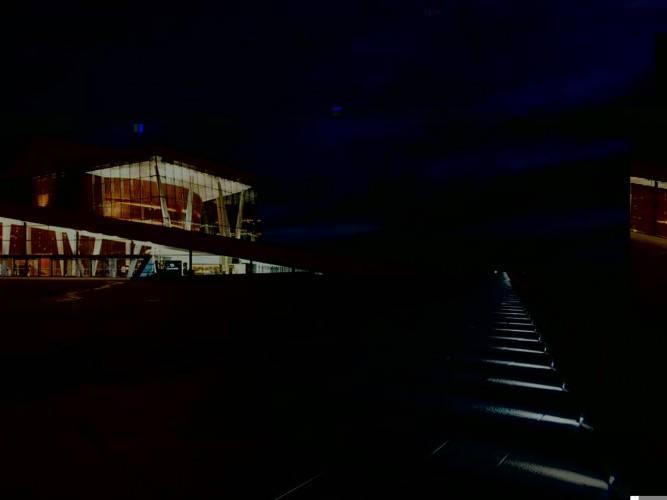 חפצים - עיצוב הבית בית האופרה באוסלו – עיצוב סקנדינבי במיטבו