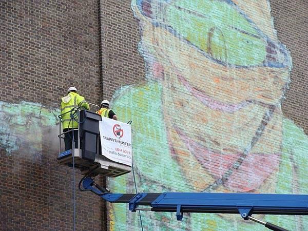 חפצים - עיצוב הבית לשרוט את הקירות? אמנות רחוב