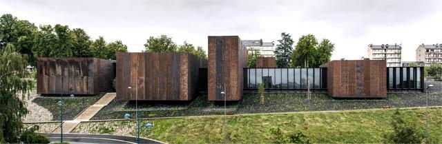 חפצים - עיצוב הבית מבט על עבודותיו של סטודיו RCR - זוכה פרס הפריצקר לשנת 2017