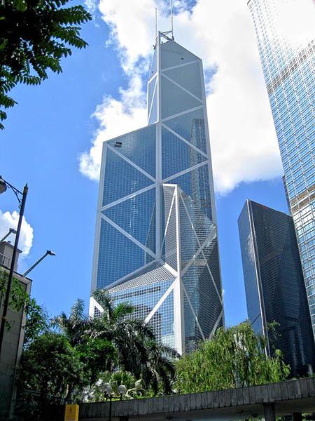 חפצים - עיצוב הבית הכרות עם אדריכל ממוצא סיני - I. M. PEI - תפיסה מודרניסטית המשלבת מאפיינים מ-Ayn Rand והתנועה האובייקטיביסטית