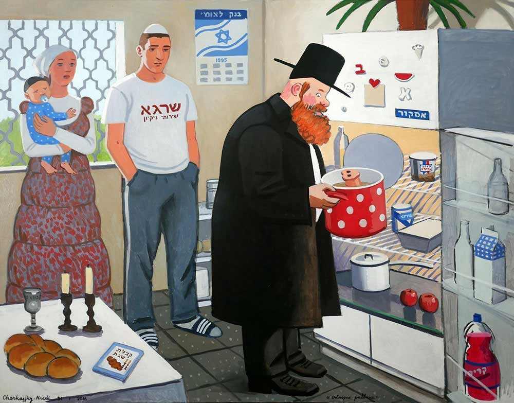 חפצים - עיצוב הבית ביקור בתערוכת היחיד של זויה צ'רקסקי במוזיאון ישראל הוא מבחינתי גם חובה לאומית. הוסיפו הנאה וחיוך שאינו מרפה מהפנים