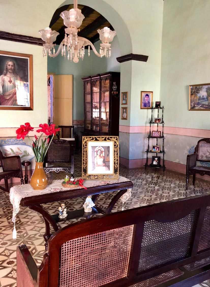 חפצים עיצוב פנים בקובה – ראוי לתשומת לב
