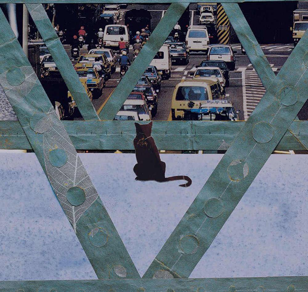 חפצים - עיצוב הבית וואבי סאבי, סיפור מסע של חתולה יפנית - מתנה יפיפייה לילד אהוב