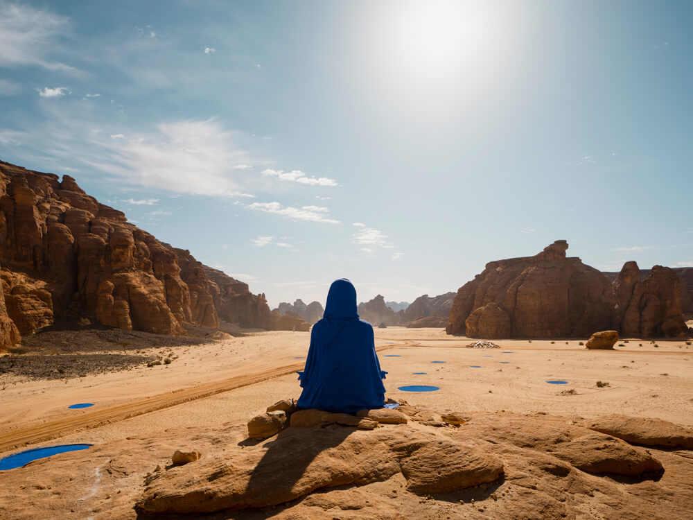 חפצים - עיצוב הבית DESERT X<br> Saudi Arabia - The Biennale in the Oasis<br> Surprising the Eye and Fascinating the Mind