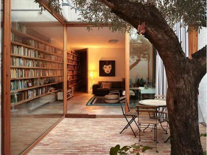 מגזין ''מקו ועד תרבות'' - ''חפצים'' טרם בניית בית יש לתכנן מוקדי מראות הקסם.</br>התרשמו מבית קטן ב- Valencia, ספרד, אשר תוכנן על ידי משרד</br>Gradoli & Sanz Architects