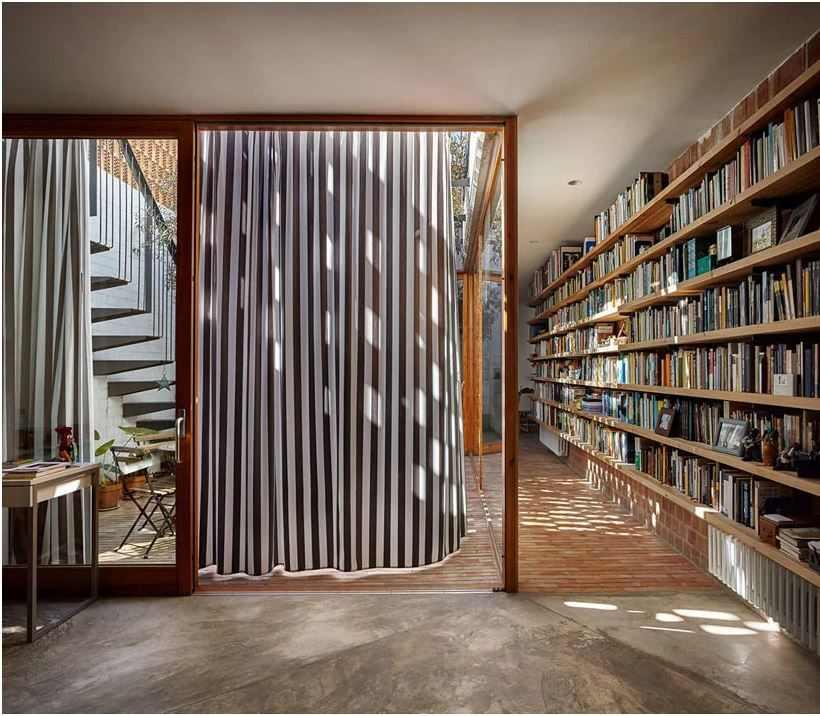 חפצים - עיצוב הבית טרם בניית בית יש לתכנן מוקדי מראות הקסם.</br>התרשמו מבית קטן ב- Valencia, ספרד, אשר תוכנן על ידי משרד</br>Gradoli & Sanz Architects