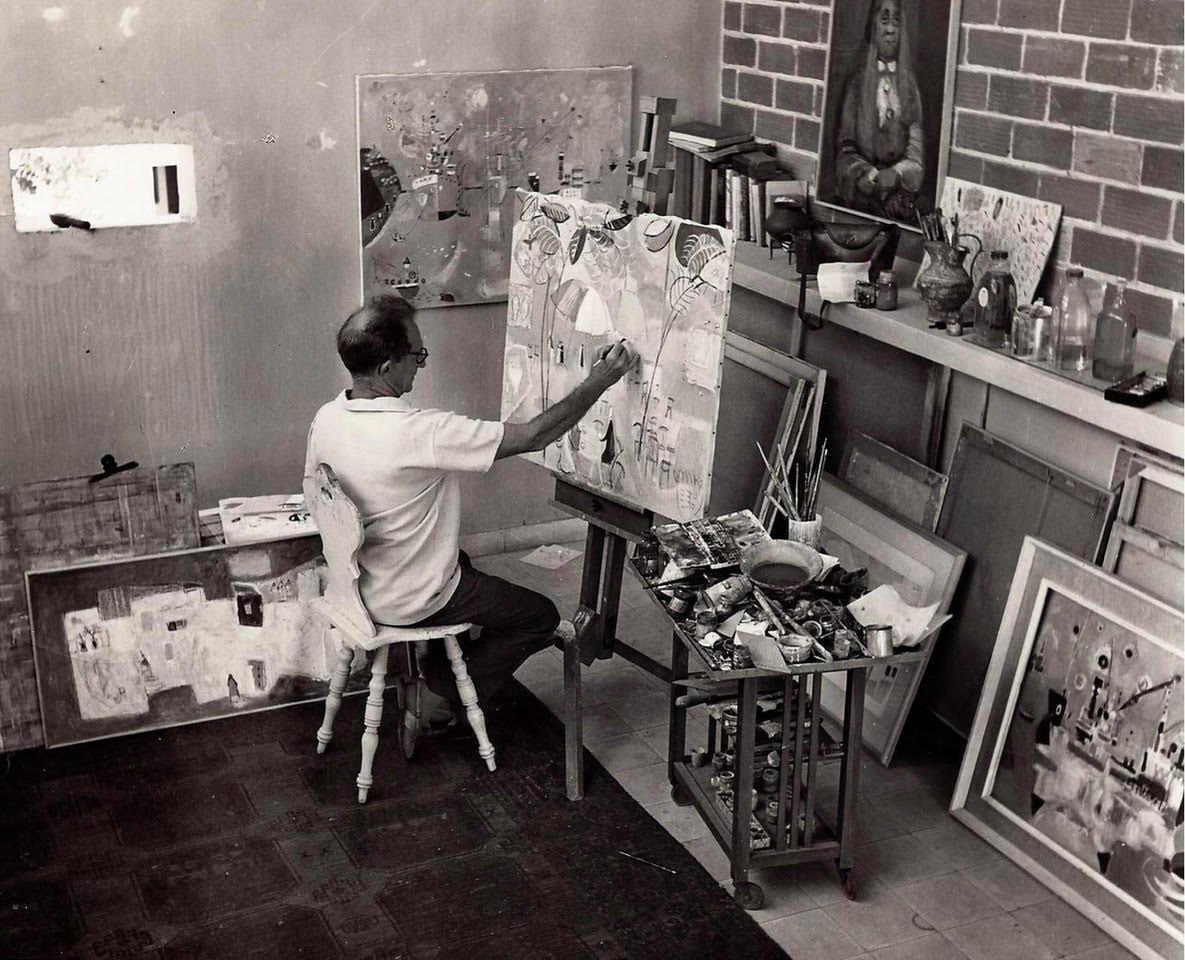 """חפצים - עיצוב הבית """"לפתוח פה למצוירים""""</br>איזו כניסה מעודנת להכיר לילדים את עולם האמנות."""