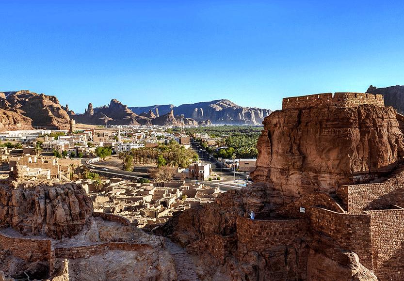 מגזין ''מקו ועד תרבות'' - ''חפצים'' להצית ציפיות  לאן לטייל</br>מדבר ALULA בערב הסעודית