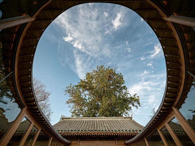 מגזין ''מקו ועד תרבות'' - ''חפצים'' Quishe Courtyard</br></br>בית בן 7 הגגות ברובע Hutong ב-Beijing