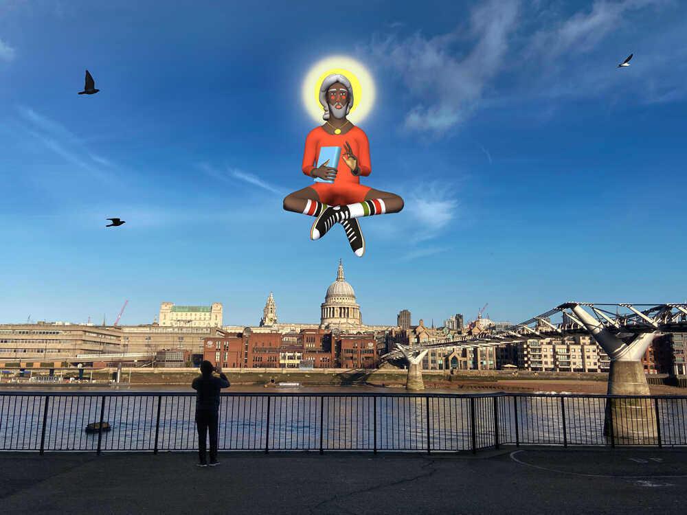 חפצים העיר הדמיונית<br><br>פסטיבל בינלאומי בלונדון <br><br>ליצור בכל מחיר ובכל מקום, ליהנות מאמנות מכל מקום, ובעיקר ליהנות מאין סוף האפשרויות שהדמיון מאפשר לנו. האין זה נפלא?! בנושאים אלו, לפחות, שלא נתלונן על העונש ושמו - קורונה.